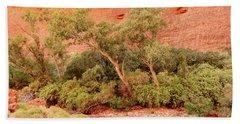 Beach Sheet featuring the photograph Walpa Gorge 03 by Werner Padarin