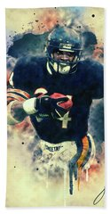 Walter Payton Beach Sheet