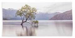 Wanaka Tree Beach Towel