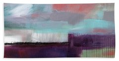 Wanderlust 22- Art By Linda Woods Beach Towel