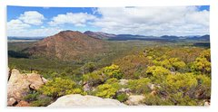 Wangara Hill Flinders Ranges South Australia Beach Sheet