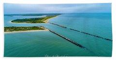 Waquiot Bay Breakwater Beach Sheet
