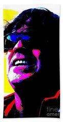 Warhol Robbie Beach Towel by Jesse Ciazza