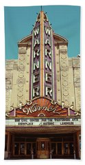 Warner Theatre, Erie, Pa Beach Towel