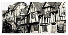 Warwick History Beach Sheet