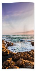 Wash Of Pastel Seas Beach Towel