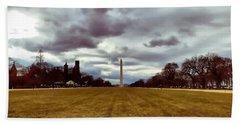 Washington Monument Beach Sheet