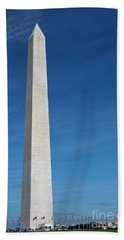 Washington Monument Beach Sheet
