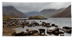 Wastwater Lake District Beach Towel