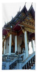 Wat Sawangfa 11 Beach Towel