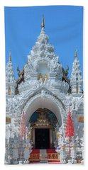 Wat Sun Pa Yang Luang Wihan Luang Gate Dthlu0315 Beach Towel