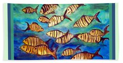 Watching Fish Beach Sheet