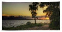Watching Sunset Beach Sheet