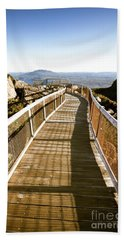 Watchtower Lookout, Ben Lomond, Tasmania Beach Towel