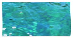 Water Abstract Beach Sheet