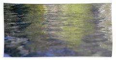Water Colours Beach Sheet