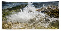 Water Elemental Beach Sheet