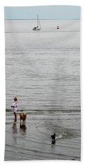 Water Fun Beach Towel