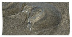 Water Jelly Fish Beach Towel