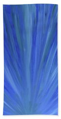 Water Light Beach Towel