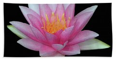 Water Lilly Beach Towel