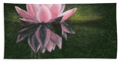 Water Lily Beach Sheet