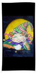 Elfin Artist Beach Towel