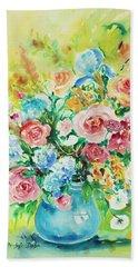 Watercolor Series 120 Beach Sheet
