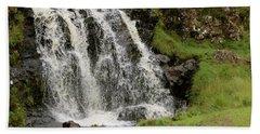 Waterfall Beach Towel