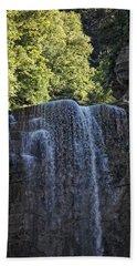 Waterfalls #1 Beach Towel