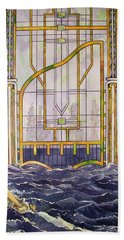 Waterfront Sonata Beach Towel