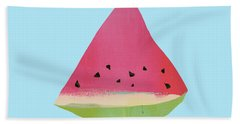 Watermelon Beach Towel by Jacquie Gouveia