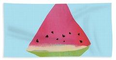 Watermelon Beach Sheet by Jacquie Gouveia