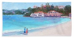 Watsons Bay Sydney Harbour - Doyles On The Beach Restaurant Beach Towel