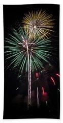 Waukesha Fireworks 02 Beach Sheet