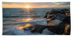Wave Break Beach Sheet