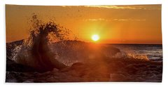 Wave Catcher Beach Towel