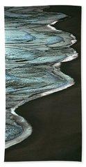 Waves Of The Future Beach Towel