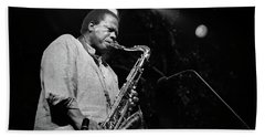Wayne Shorter Discography Beach Towel