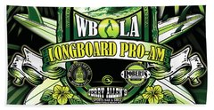 Wbla Proam 2016 Beach Towel