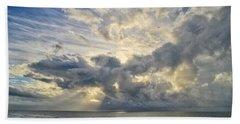 Weather Over Topsail Beach 2977 Beach Sheet