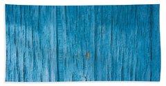 Weathered Wall Amargosa Opera House Death Valley Beach Towel