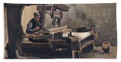 Weaver Nuenen, December 1883 - August 1884 Vincent Van Gogh 1853 - 1890 2 Beach Towel