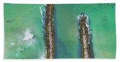 Weekapaug Breachway Beach Towel