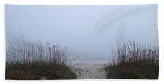 Welcome Beach Towel by LeeAnn Kendall