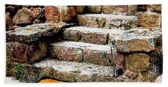 Welcome Steps Beach Sheet