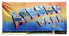 Welcome To Asbury Park 2006 Beach Sheet