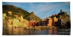 Welcome To Vernazza Beach Sheet