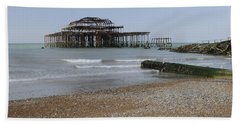West Pier Beach Towel