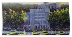 West Point Parade Beach Towel